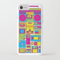90s iPhone & iPod Cases featuring 90s by sknny