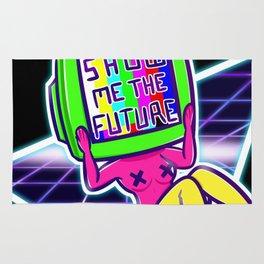 Show Me The Future Rug