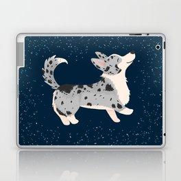 Corgi Glitter - Cardigan Welsh Corgi Laptop & iPad Skin