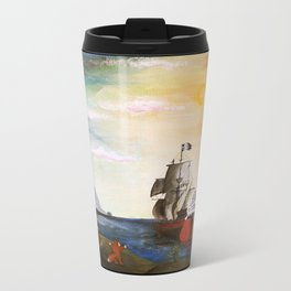 Neverland Metal Travel Mug