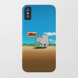 GRONK! iPhone Case