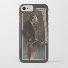 Crooked man iPhone 7 Slim Case