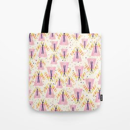 Happy Hanbok Tote Bag