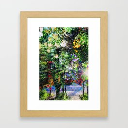 Enchanted Nature Framed Art Print