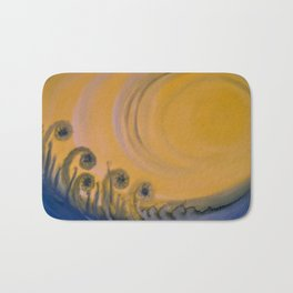 Fiddlehead Ferns Bath Mat