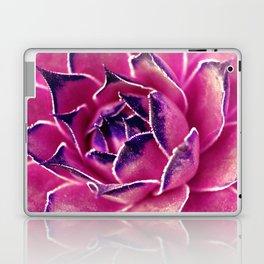 Suculenta Violeta Laptop & iPad Skin