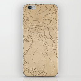 The Explorer iPhone Skin
