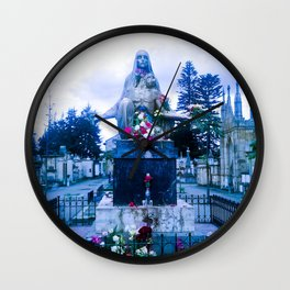 R.I.P. soldiers.  Wall Clock