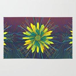SunZun Flower Rug