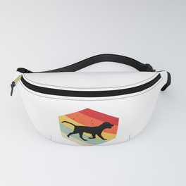 Labrador Puppy design For Dog Lovers Cute Dog Fanny Pack