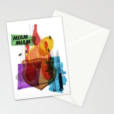Coq Stationery Cards