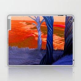 """Wind Whispers & Wave Lullabies"" Laptop & iPad Skin"