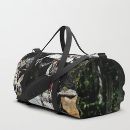 Oncoming! - Motocross Racers Duffle Bag
