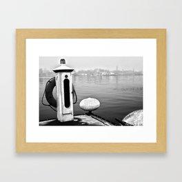Foggi  Framed Art Print