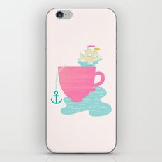 Cup of Sea iPhone & iPod Skin