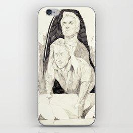 Killer twin peaks iPhone Skin