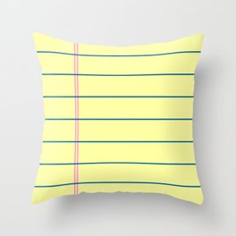 biljeska Throw Pillow