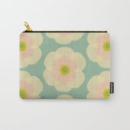 MCM Camelia Carry-All Pouch