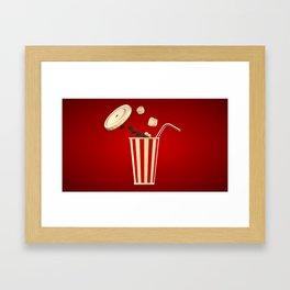 Sugar Massacre Framed Art Print