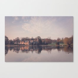 Byron's Stables Canvas Print