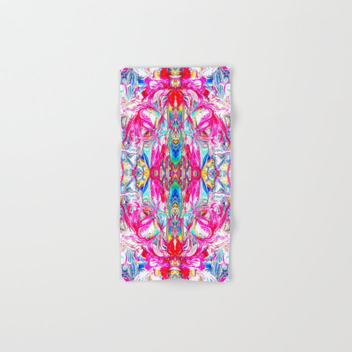 Sophisticated Psychedelic Boho II Hand & Bath Towel