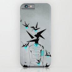 Origami's dream - A collaboration between Christelle Guilhen and Gwenola de Muralt - Slim Case iPhone 6s