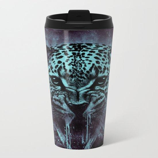 WILD COSMIC Metal Travel Mug