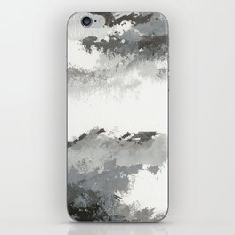 clouds_december iPhone Skin