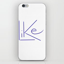 Like iPhone Skin