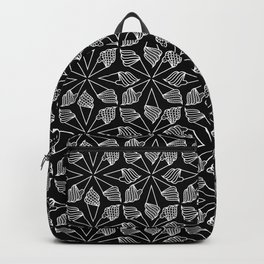 CONE / pattern pattern Backpack