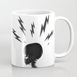 Brain Zaps - White Coffee Mug