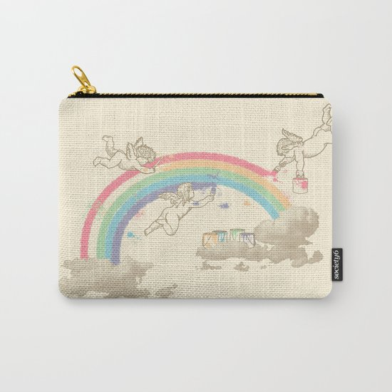 Painting The Sky Carry-All Pouch