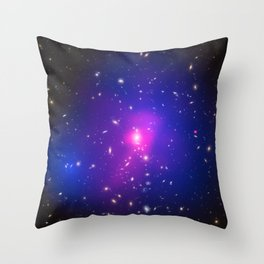1883. Dark Matter is Darker Than Once Thought Throw Pillow