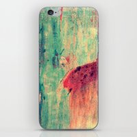chaos iPhone & iPod Skins featuring Chaos by Claudia Drossert