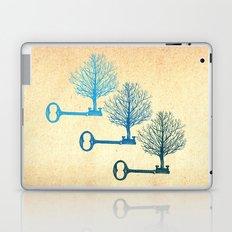 Tree Keys Laptop & iPad Skin