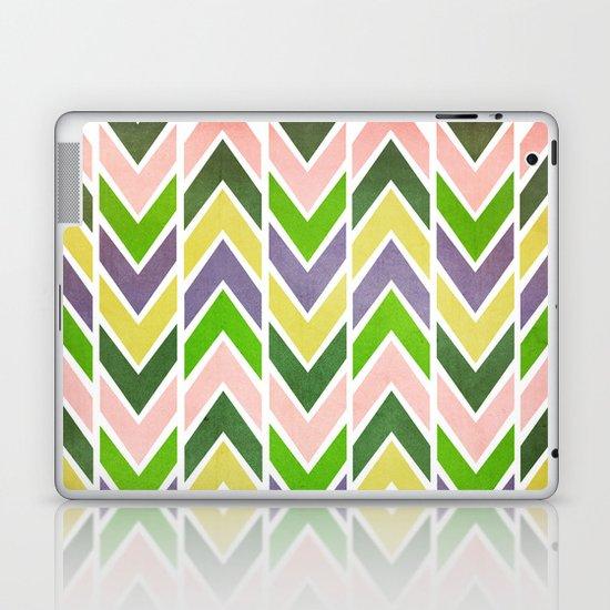 Multi Chevron Laptop & iPad Skin
