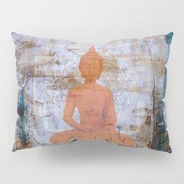 Buddha Mandala Pillow Sham