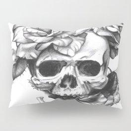 amore skull Pillow Sham