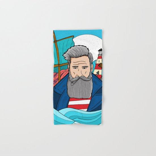 The Sailor Hand & Bath Towel