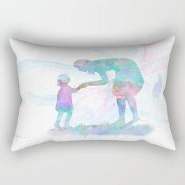 10839 Mom and Me Rectangular Pillow
