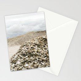 Oyster Shell Mounds, Seafood Fishing Industry, Washington, Northwest Stationery Cards