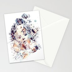 Fragmented Memories Stationery Cards