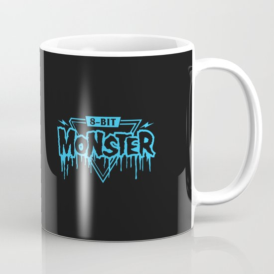 8-BIT MONSTER / CARTRIDGE GHOST Mug