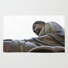 Bronze Buddha Rug