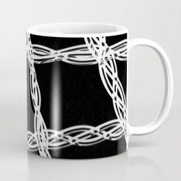 Criss Cross #3 Coffee Mug