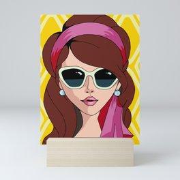 Jane Mini Art Print