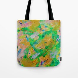 Glorious Garden by Elina Meijer Tote Bag