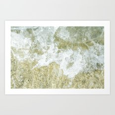 Big Splash 03 Art Print