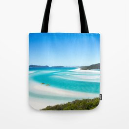 Whitehaven Beach Tote Bag