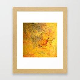 Hausos Framed Art Print